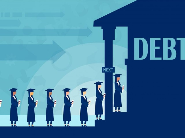 Report shows growth in student debt is slowing