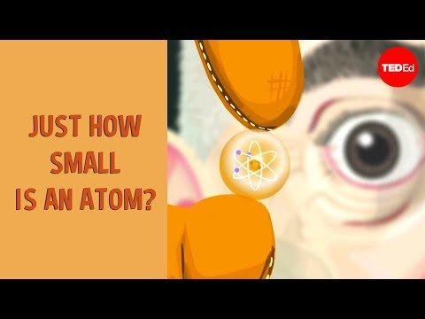 So, how small is the atom?
