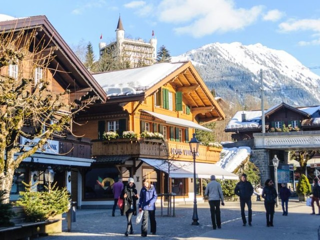 Best places to visit in Europe in winter