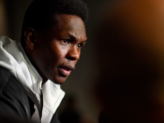 Adesanya: You can make $100M in UFC, you don't have to go to boxing