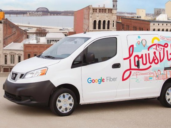 Google will pay Louisville millions to fix roads after failed Fiber experiment
