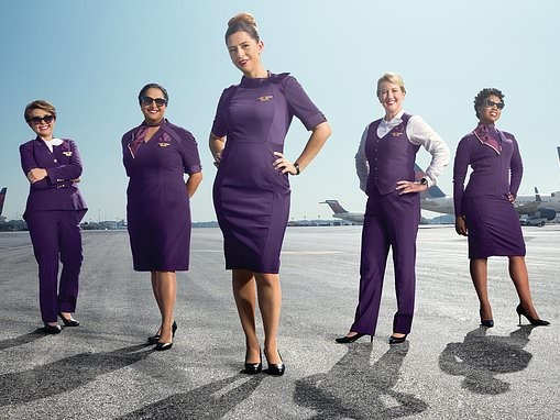 HUNDREDS of Delta employees sue Lands' End over 'toxic uniforms'