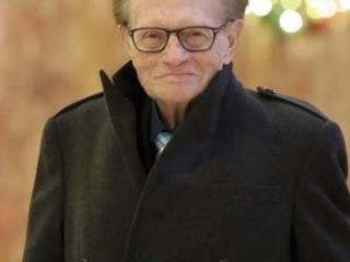 Larry King, legendary talk show host, remembered