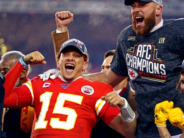 Opinion: Patrick Mahomes blazed Chiefs' Super Bowl path by turning heartbreak to hope