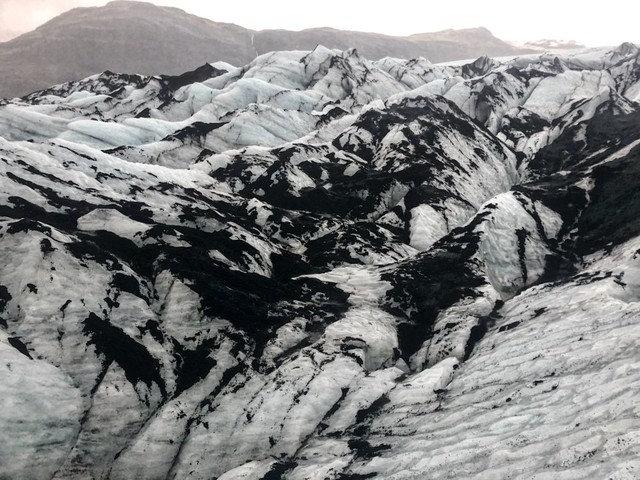 Iceland's Melting Glaciers A Sentinel For The Planet
