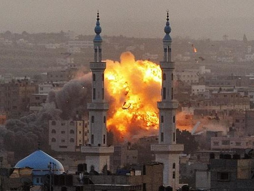 """Netanyahu: Israel Might Launch Full-Scale Gaza War """"Before The Elections"""""""