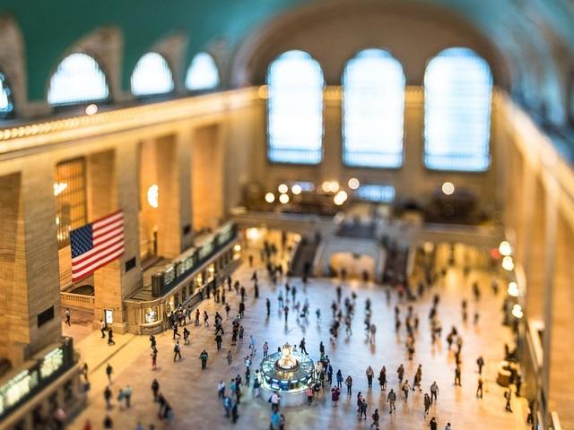 'New York Resized': Amazing aerial images turn Big Apple into dollhouse