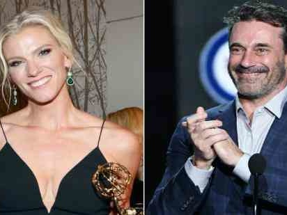 Jon Hamm And Lindsay Shookus Spark Dating Rumors — Juicy Deets On Their New Relationship