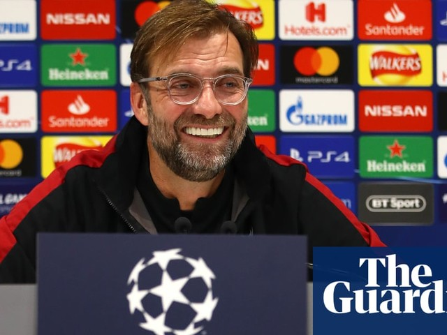 Jürgen Klopp urges Liverpool 'to put right our mistake' against Napoli
