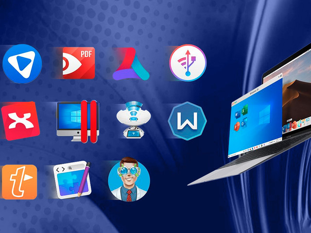 Deals: Get the Limited Edition Mac Bundle With 11 MacOS Apps Including Parallels Desktop for $54