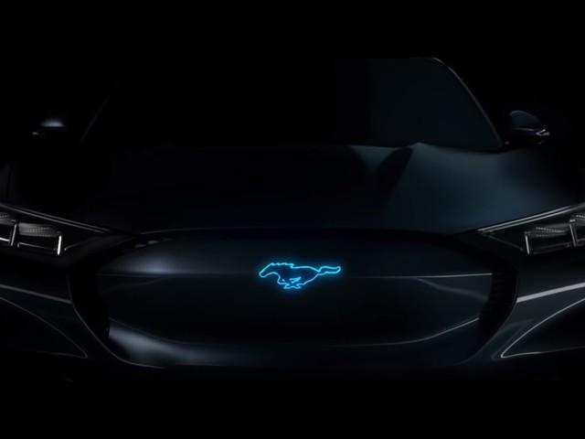 Ford Mach-E (updated)