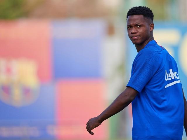 Ansu Fati obtiene la nacionalidad española y podrá jugar con la selección