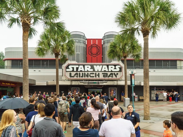 Darth Vader to return to Star Wars Launch Bay