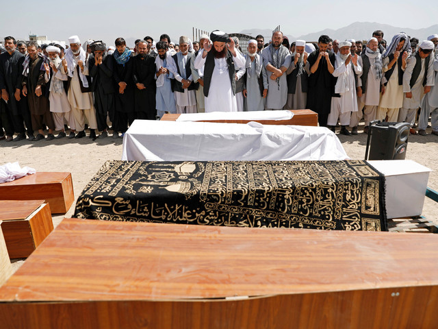 ISIS claims responsibility for Kabul wedding bombing that killed 63