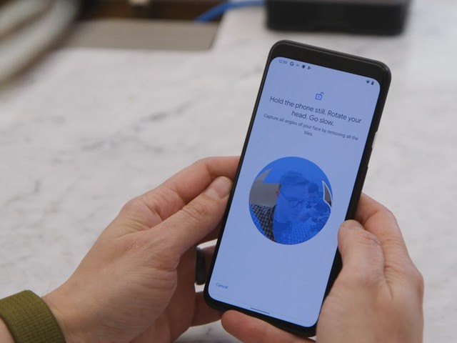 Google to update Pixel 4 face unlock with eye detection 'in the coming months`