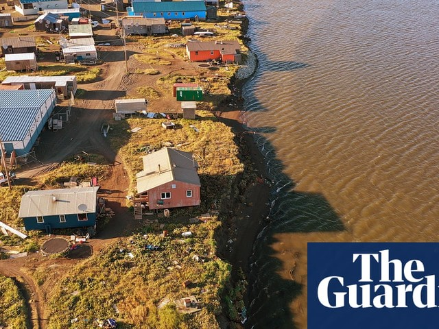 On the front line of the climate emergency – in pictures