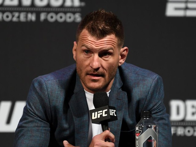 Miocic: Ngannou 'might not be as technically sound as Jon Jones but he does have power'