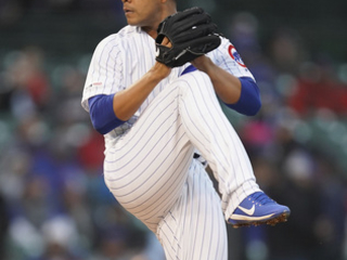 Quintana strikes out 11 in 7 innings, Cubs beat Pirates 2-0