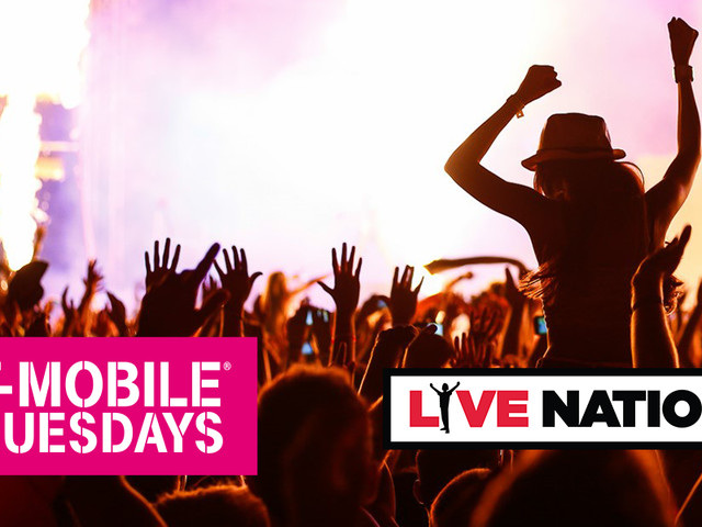 T-Mobile Customers Get $20 Concert Tickets