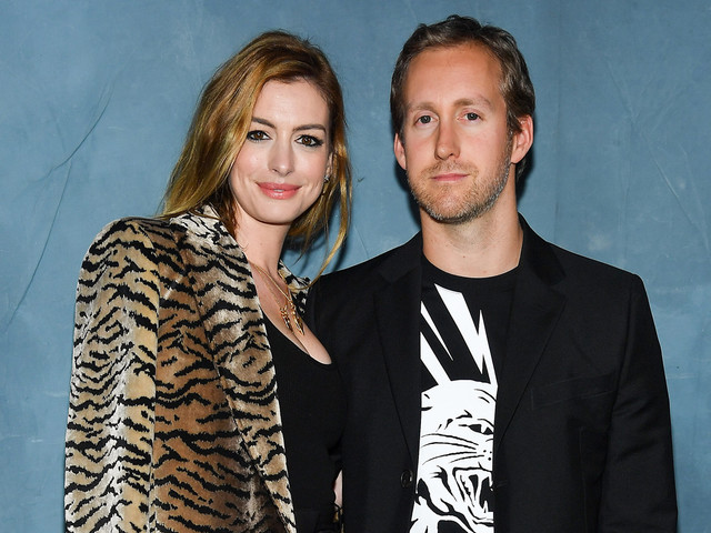 Anne Hathaway Appears to Welcome Baby No. 2 With Adam Shulman!