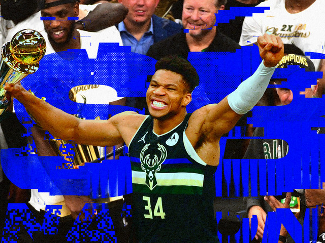 Giannis Antetokounmpo represents everything great about sports