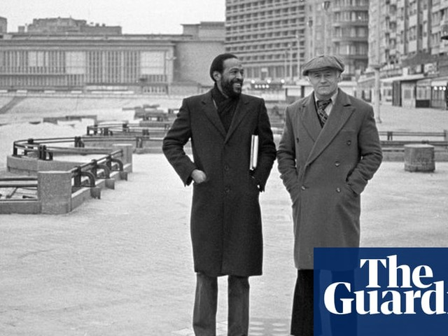 Seafront healing: Marvin Gaye museum mooted in Belgian town he loved