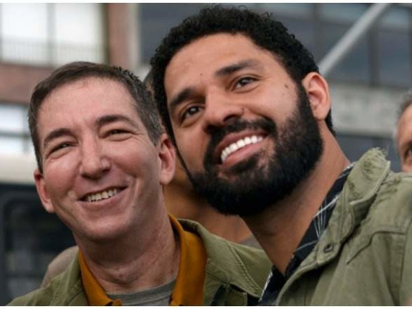 David Miranda, Glenn Greenwald's Husband: 5 Fast Facts You Need to Know