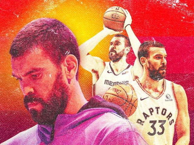 Marc Gasol Made Magic in the Margins of the Game