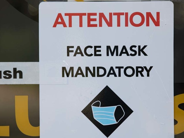 Mask Mandates Are Absolutely Useless