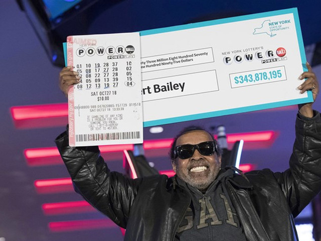 New York Man Who Won $343 Million Powerball Jackpot Has Been Playing the Same Numbers for 25 Years
