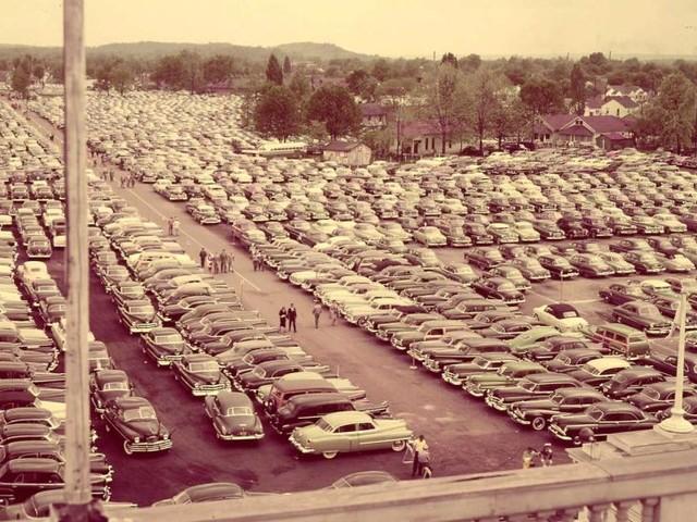 Louisville, Kentucky, 1950s
