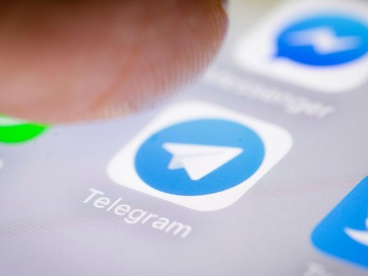 Daily Crunch: Telegram soars after Facebook outage