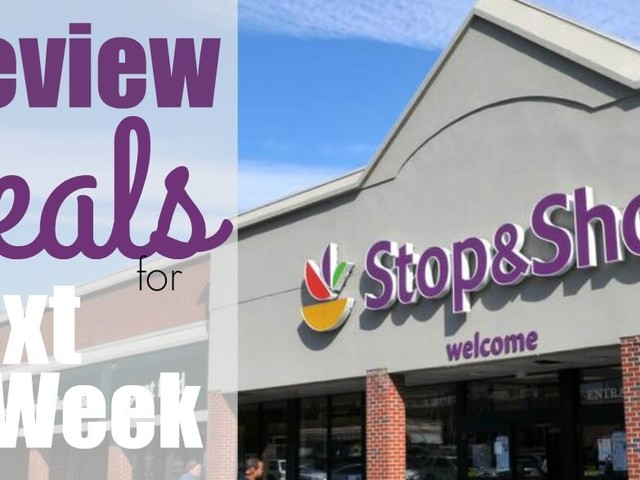 Preview of the Best Deals at Stop & Shop Starting 7/03