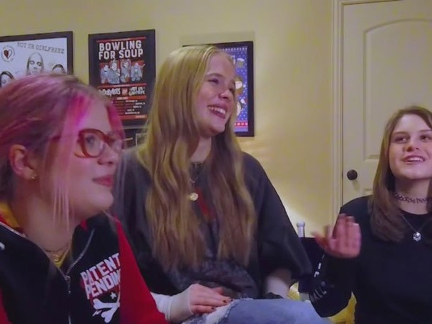North Texas Teen Girl Band Prepares For UK Tour, Hopes To Perform At Grammys One Day