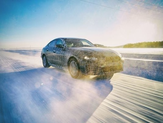 Detail Drip: BMW Reveals Range of Electric Sedan, Crossover