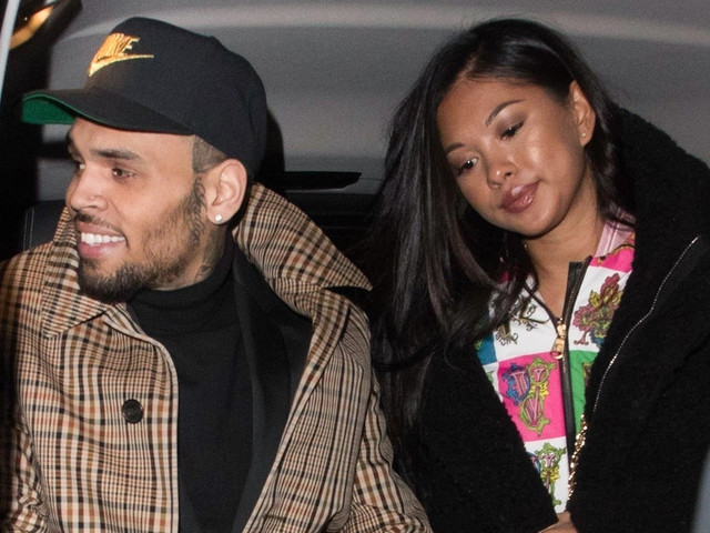 Chris Brown Expecting a Baby with Ex Ammika Harris (Report)