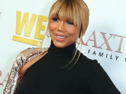 """""""They Are Doing This While I'm Not On The Show"""" Tamar Braxton Reacts To WE tv Using Her Suicide Attempt In A New Trailer"""