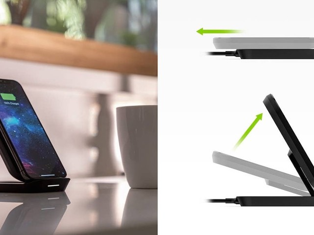 Deals: Mophie Launches New Convertible Wireless Charging Stand, Save 20% With Exclusive Discount Code