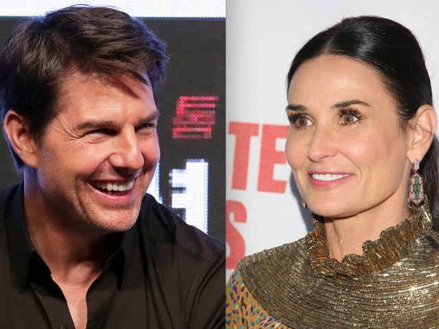 Tom Cruise Begging Demi Moore To Be His 'Scientology Bride'?