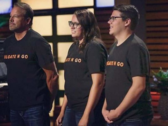 Tailgate N Go on 'Shark Tank': 5 Fast Facts You Need to Know