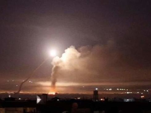 """""""Wide-Scale"""" Israeli Strike On Damascus Kills 23 After Alleged Iranian Rocket Attack"""