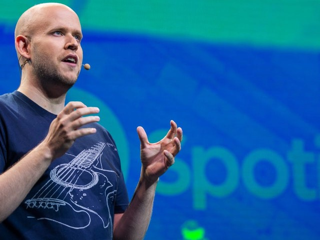Spotify wants to be the Nike of audio. Here's how CEO Daniel Ek plans to do it.