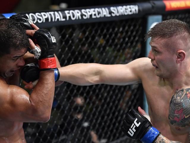 UFC Vegas 41 video highlights: Marvin Vettori pressures Paulo Costa in thrilling decision win