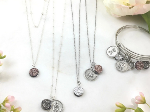 Druzy Collection Necklaces and Bracelets only $8.44 shipped!