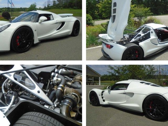 Buy This Hennessey Venom GT If You Can't Wait For The F5