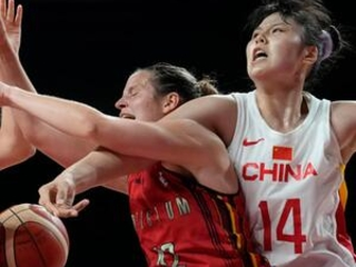 China beats Belgium 74-62, undefeated in women's pool play