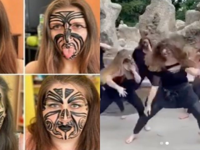 'That is truly awful cultural appropriation': White dancers accused of blackface, slammed for doing 'Bollywood Haka' dance
