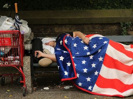 Falling Through The Cracks - America's Poverty Crisis Hits Home