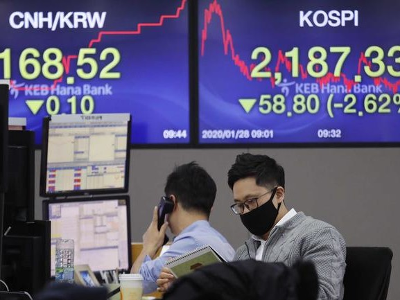 Futures Jump As Traders Shrug Off Fears Of New US-China Trade War, Flare-Up In Wuhan Virus Cases