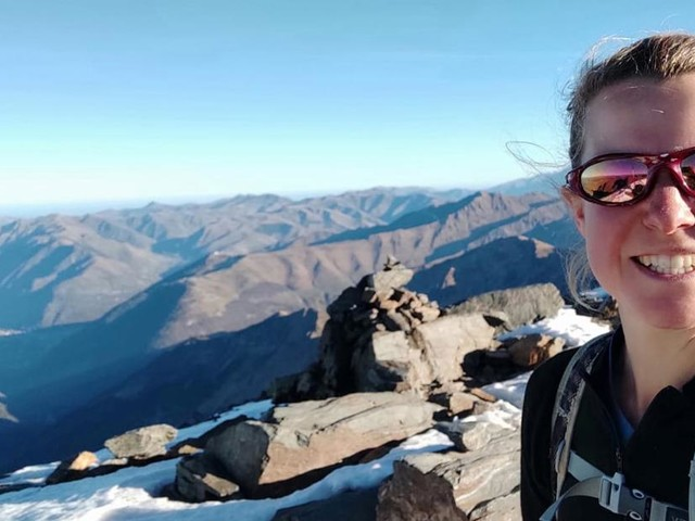 Woman goes missing while hiking in the Pyrenees mountains
